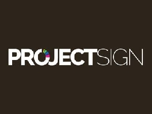 Project Sign