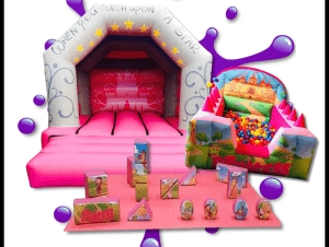 1st Choice - Bouncy Castle Hire Walsall