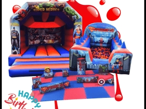 1st - Choice Bouncy Castle Hire Sutton Coldfield