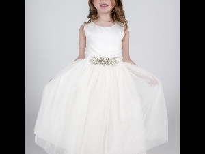 Christening Dresses for Girls-occasionwearforkids.co.uk
