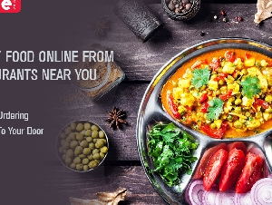 Order Takeaway Food Online from Restaurant