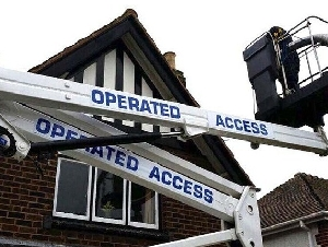 Operated Access _Cherry Picker Hire