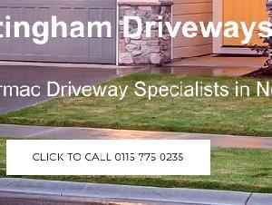 Nottingham Driveways Pro