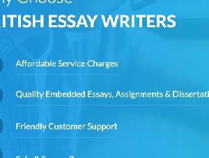 British Essay Writers