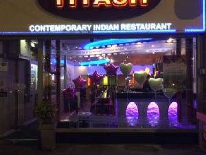 Titash Contemporary Indian Restaurant