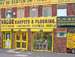 Value Carpets & Flooring