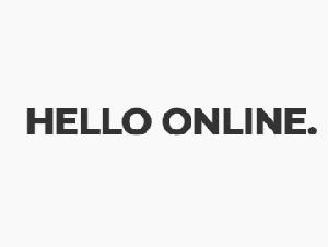 Hello Online