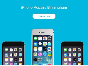 iPhone Repairs Birmingham