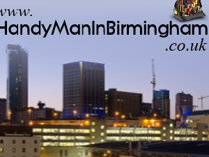 Handy man in Birmingham