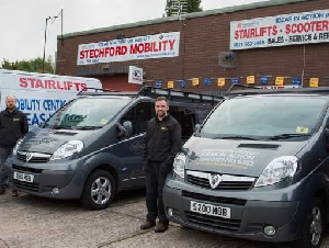 Ideas in Action by Stechford Mobility