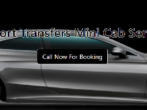 New Malden Airport Transfers