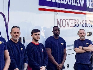 Britannia Bradshaw International Removals & Storage