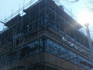 Osullivan low cost scaffolding