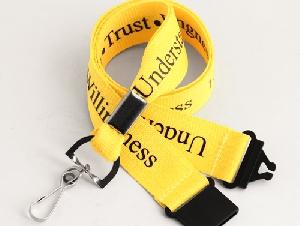 Understanding Trust Willingness Lanyards